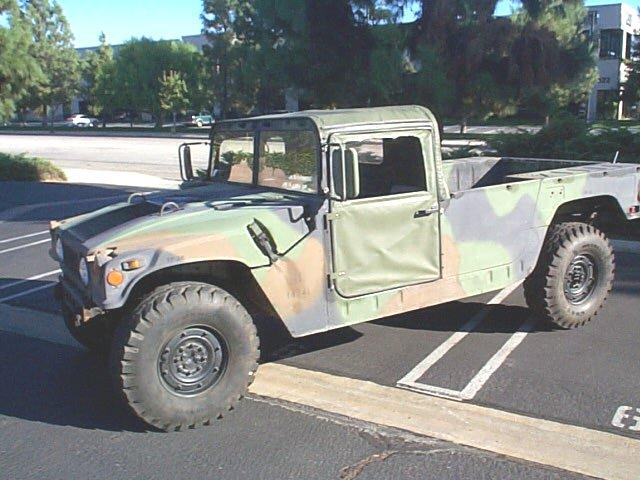 MILITARY HUMVEE.COM Surplus Military Humvee for Sale